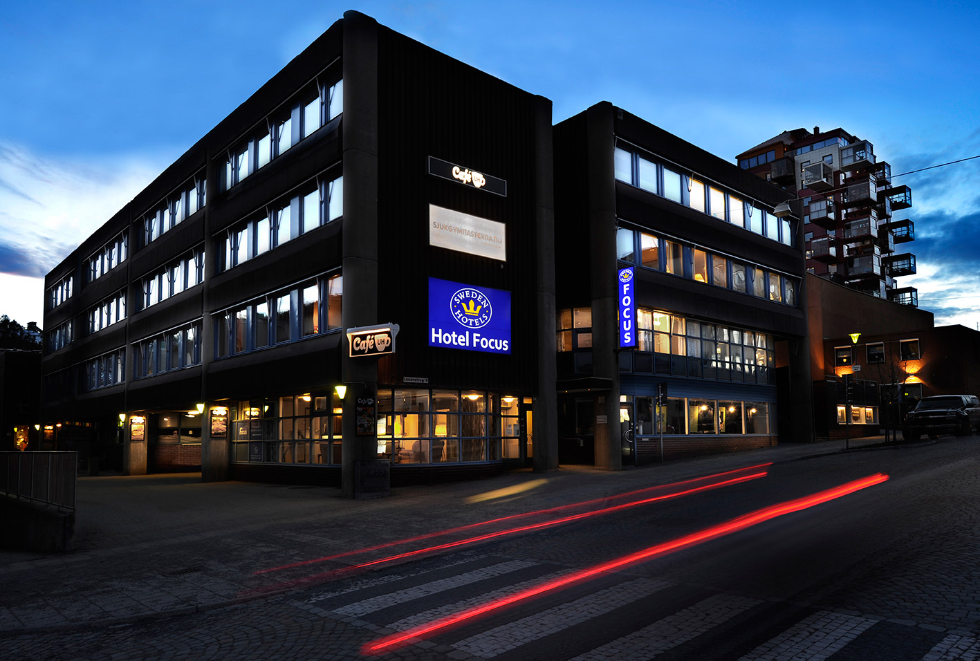 online spa linköping